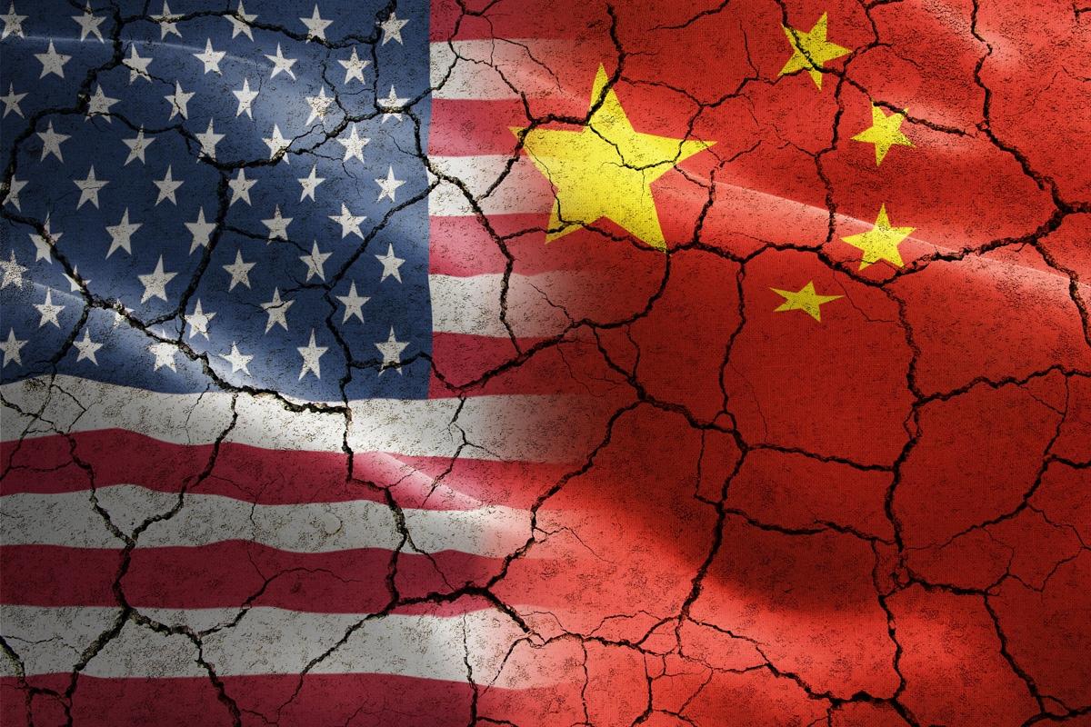 Handelsoorlog vs china