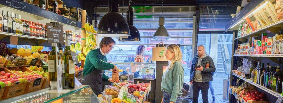 Support your locals - Rabo Foodbon actie