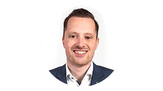 Rabobank adviseur Ricardo Blok